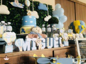 Festa Ursinho Aviador